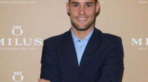 Mario Suárez nueva imagen de la firma de relojes Milus