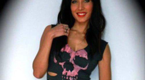 Pilar Rubio presenta la nueva colección de su línea Metalhead Clothing