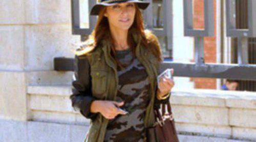 Las celebrities se 'camuflan' en la tendencia que arrasa este invierno 2012/2013