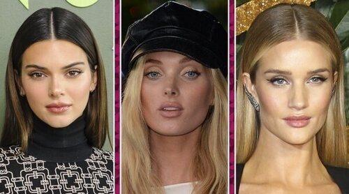 Kendall Jenner, Elsa Hosk y Rosie Huntington lo tienen claro: Este es el uniforme de la temporada