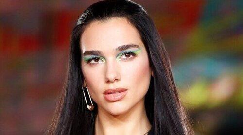Dua Lipa y Lourdes Leon, hija de Madonna, debutan como modelos para Versace en la MFW