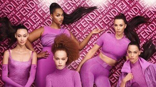 Fendi x Skims: Kim Kardashian y Kim Jones hacen realidad la colaboración que nadie se esperaba (o sí)