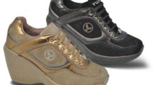 Yumas se apunta a la tendencia de las sneakers con cuña