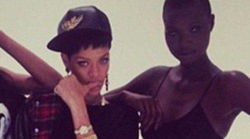 Primer vistazo a la colección primavera 2013 de Rihanna para River Island