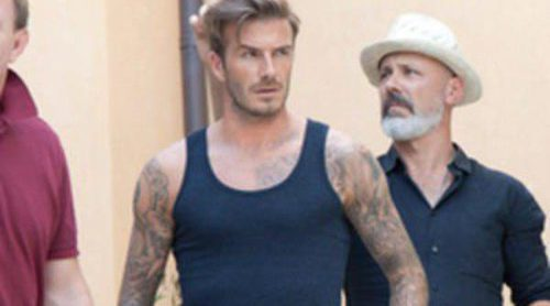 Guy Ritchie dirige la nueva campaña David Beckham Bodywear at H&M