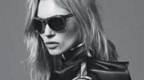 Kate Moss se pone futurista en su estreno como imagen de Givenchy