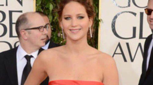 Rojo, negro y nude protagonizan el look de las invitadas a los Globos de Oro 2013
