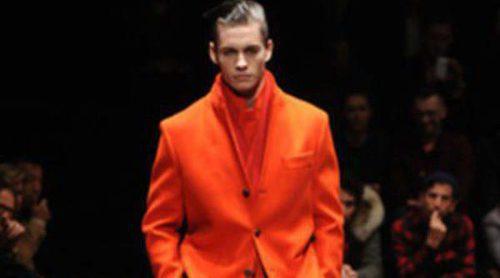 Z Zegna apuesta por el blazer para el otoño/invierno 2013/2014 en la Semana de la Moda Masculina de Milán