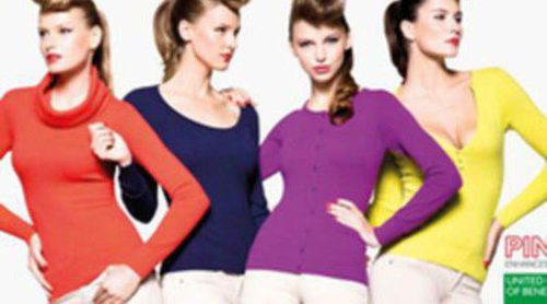 Este verano 2013 vuelve a estilizar tu figura con la colección 'Pin Up Sense' de Benetton
