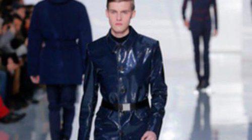 Dior presenta un otoño/invierno 2013/2014 muy militar en la Semana de la Moda Masculina de París