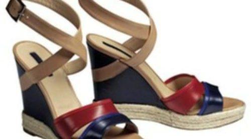 Elegancia y comodidad en las cuñas y sandalias planas de la colección primavera 2013 de Longchamp