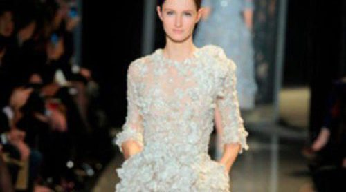 La Princesa de Elie Saab para la primavera/verano 2013 en la Semana de la Alta Costura de París