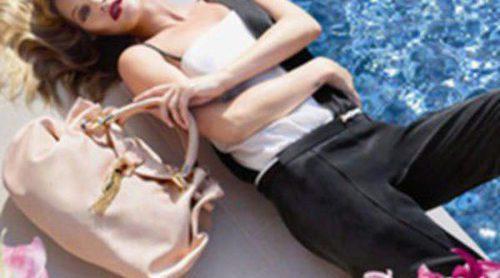 Kate Moss presenta la colección primavera/verano 2013 de Liu Jo
