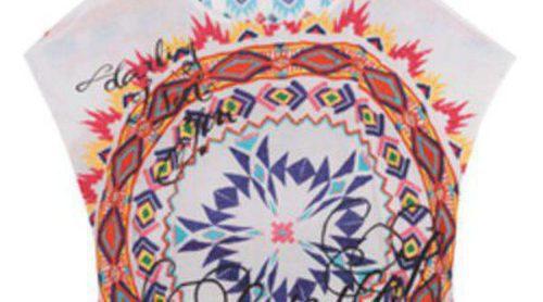 Desigual apuesta por el estilo étnico en su colección primavera/verano 2013