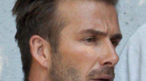 David Beckham podría haber utilizado un doble para rodar algunas escenas de la campaña de H&M