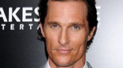 Matthew McConaughey lanzará una línea de ropa deportiva y bañadores