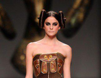 Las apuestas de Juana Martín y Maya Hansen cierran la primera jornada de Madrid Fashion Week otoño/invierno 2013/2014