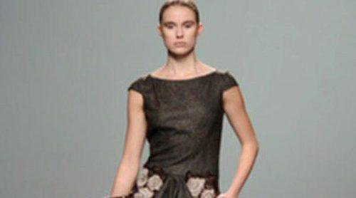 Victorio & Lucchino propone un sobrio otoño/invierno 2013/2014 en Madrid Fashion Week