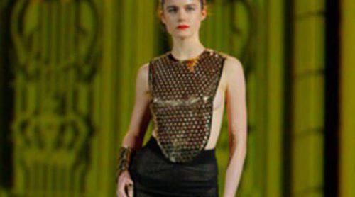 Aristocrazy se viste de oro para el otoño/invierno 2013/2014 en Madrid Fashion Week