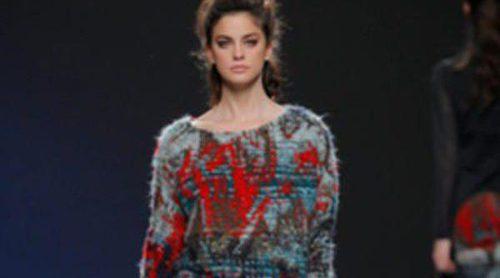 Sara Coleman renueva el concepto de etnicidad para el otoño/invierno 2013/2014 en Madrid Fashion Week