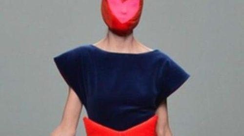 Inspiración navideña de Ágatha Ruiz de la Prada para el otoño/invierno 2013/2014 en Madrid Fashion Week