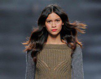 Sita Murt apuesta por el punto en su colección otoño/invierno 2013/2014 en Madrid Fashion Week