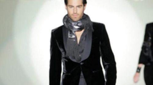Terciopelo y pieles: las tendencias masculinas de Madrid Fashion Week otoño/invierno 2013/2014