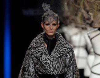 Miguel Marinero y Jesús Lorenzo proponen el estampado animal para el otoño/invierno 2013/2014 en Madrid Fashion Week