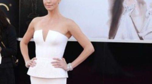 Olivia Munn, Charlize Theron y Jennifer Garner, entre las Mejor vestidas de los Oscar 2013