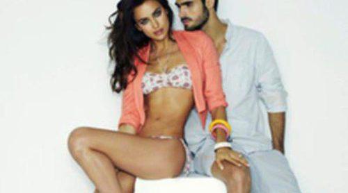 Irina Shayk y Juan Betancourt protagonizan la campaña primavera/verano 2013 de Xti