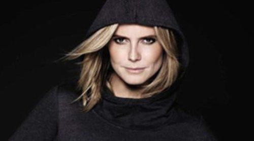 Heidi Klum presenta su nueva colección de ropa deportiva para New Balance