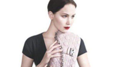 Jennifer Lawrence presenta la colección primavera/verano 2013 de Miss Dior