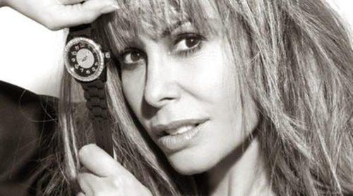 Lara Dibildos, embajadora de las joyas de la primavera/verano 2013 de Oliver Weber