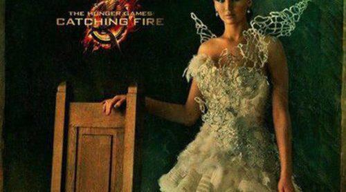 Todos los detalles del vestido de novia de Jennifer Lawrence en 'En llamas'