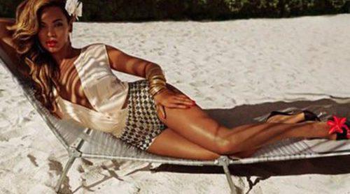 Beyoncé, la imagen de H&M para este verano 2013
