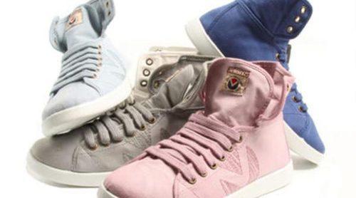 Victoria presenta su colección de zapatillas para esta primavera/verano 2013