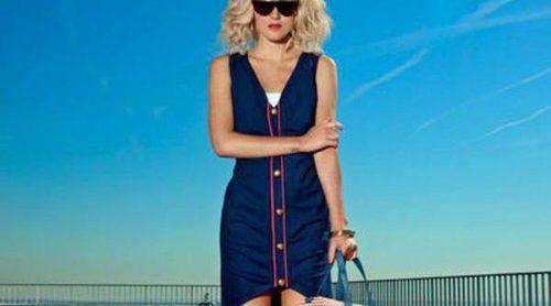 La colección Dolores Promesas Resort 2013 apuesta por el look navy