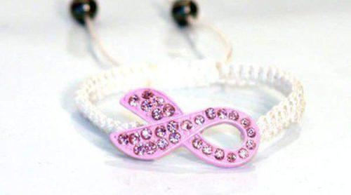 'Pink Ribbon', la pulsera solidaria de Barbarella para luchar contra el cáncer de mama