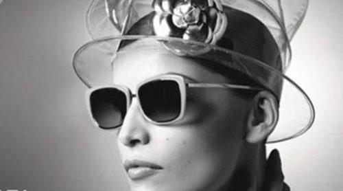 Laetitia Casta, imagen de las gafas de sol primavera/verano 2013 de Chanel