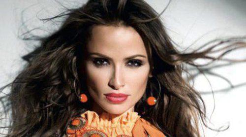 Almudena Fernández, la musa de Cuplé presenta la colección primavera/verano 2013