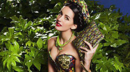 Explosión de color en la colección limitada de Maya Hansen para Fosco que luce Noelia López
