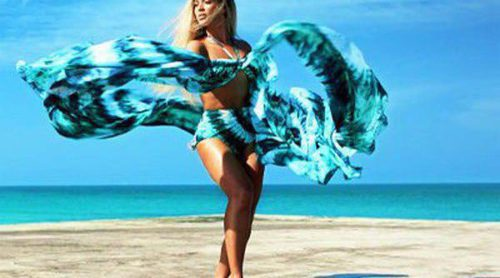 Beyoncé aprovecha el videoclip de su single 'Standing on the sun' para promocionar H&M