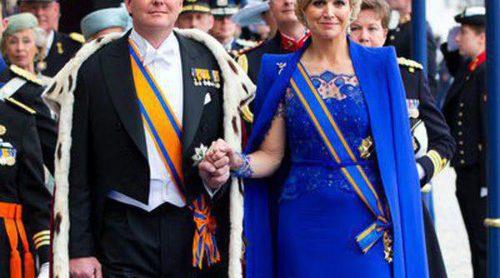 Los vestidos con los que Máxima Zorreguieta se convirtió en Reina de Holanda