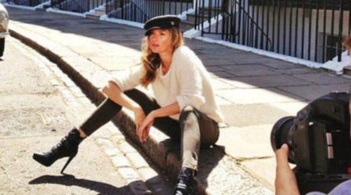 Gisele Bündchen protagonizará la campaña de H&M para el otoño 2013