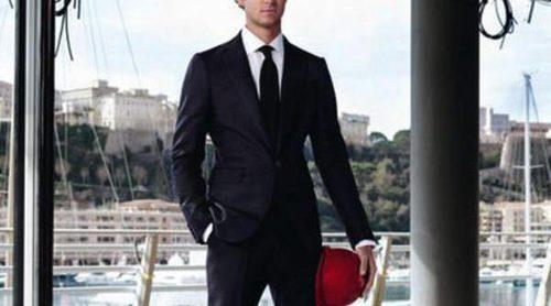 Pierre Casiraghi debuta como modelo para la nueva campaña de la firma Berluti