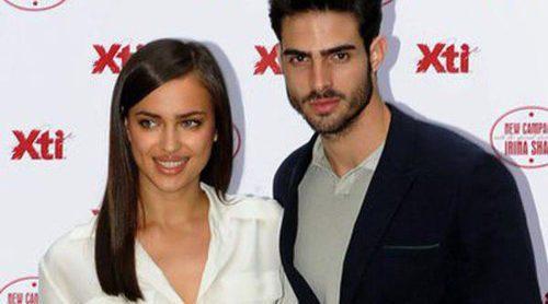 Irina Shayk y Juan Betancourt presentan los modelos primavera/verano 2013 de Xti