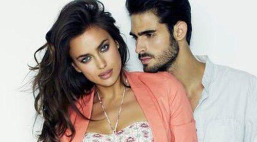 Irina Shayk y Juan Betancourt continuarán siendo imagen de Xti para otoño/invierno 2013/2014