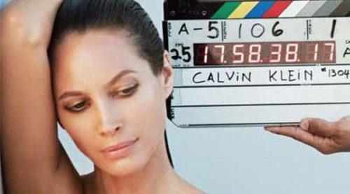 Calvin Klein Underwear apuesta por Christy Turlington para el otoño 2013