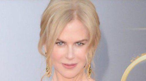 Nicole Kidman ficha como imagen de Jimmy Choo para el otoño/invierno 2013/2014