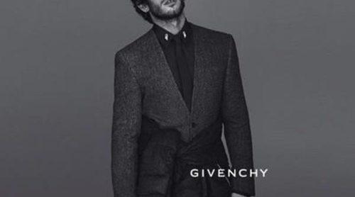 Givenchy apuesta por Quim Gutiérrez como imagen de su campaña otoño/invierno 2013/2014